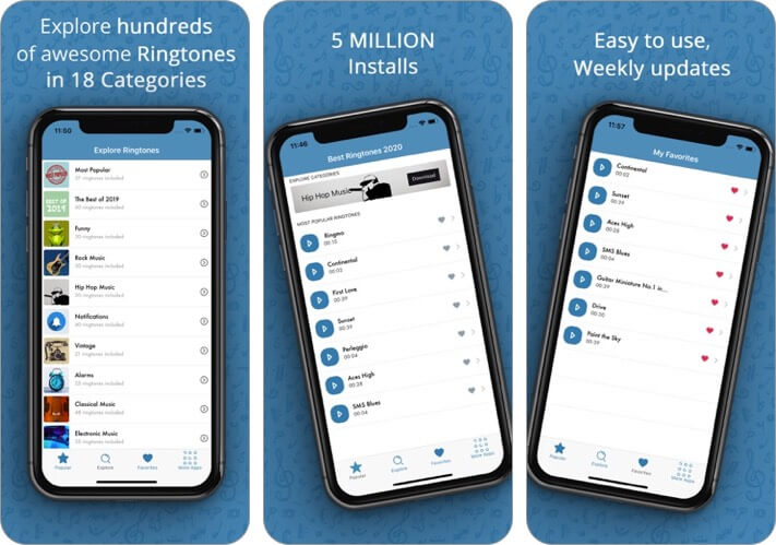 10 Cool And Impressive Ringtone Apps For iPhone This 2020