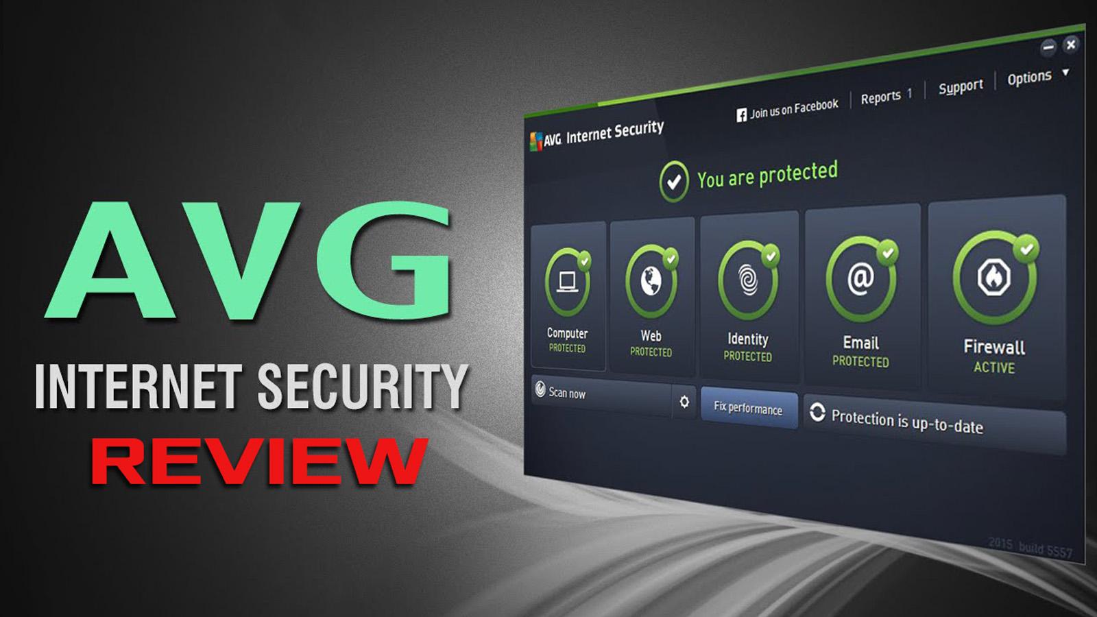 AVG Internet Security Program