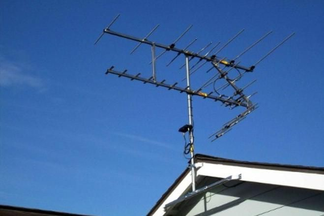 How to Install Outside TV Aerial