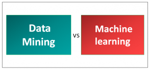 Machine Learning vs Data Mining